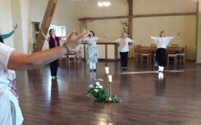 Meditation des Tanzes in Coburg