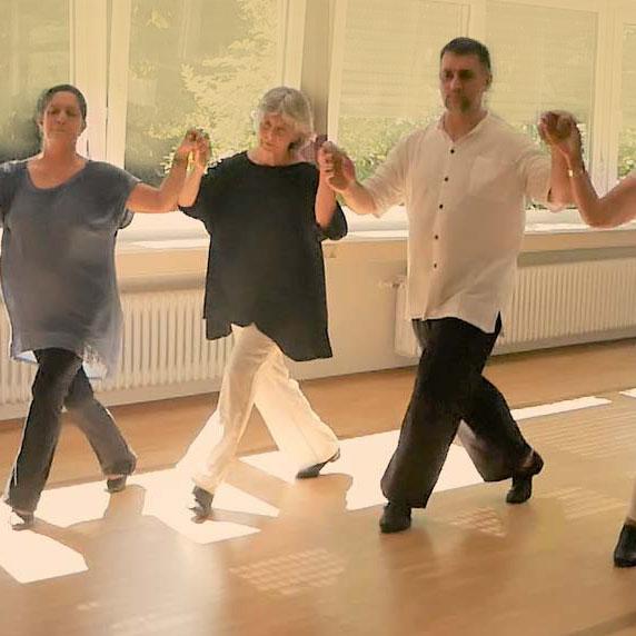 meditation des tanzes - sacred dance